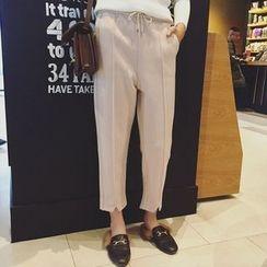 兰芝 - 抽绳长裤