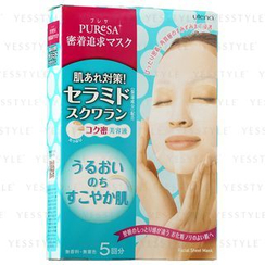 佑天兰 - Puresa 保湿柔肌面膜 (神经酰胺 + 角鲨烯)