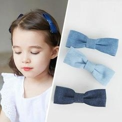 17MART - Bow Barrette