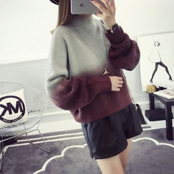 efolin - Gradient Thick Sweater