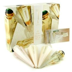 Jivago - 24K Coffret: Eau De Parfum Spray 50ml/1.7oz + Body Lotion 125ml/4.2oz + Body Cream 125ml/4.2oz + Shower Gel 125ml/4.2oz