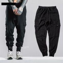 TNMK - 工裝運動褲