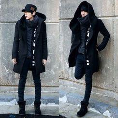 YamYork - Hooded Coat