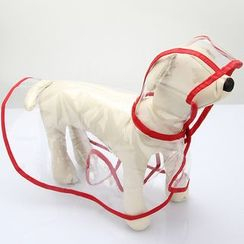 LASSIE - Dog Rain Coat