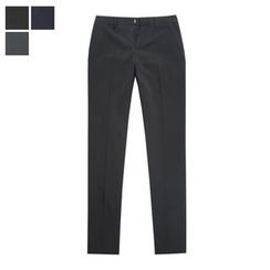 DANGOON - Fleece-Lined Flat-Front Pants