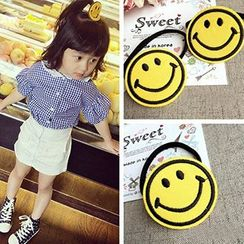 Azalea - Smiley Face Hair Tie