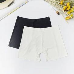 Tansy - 无缝打底短裤