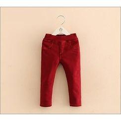 Seashells Kids - Kids Fleece Lined Pants
