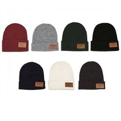 STYLEMAN - Colored Knit Beanie