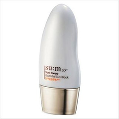 su:m37 - Sun-Away Essential Sun Block SPF 42 / PA++ 50ml