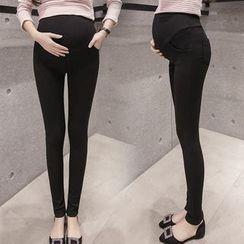 Dadada - 孕婦窄身長褲