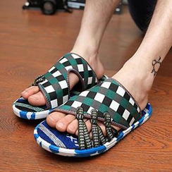 Preppy Boys - Print Slippers