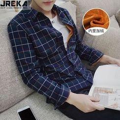 Jacka - Plaid Shirt