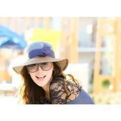 Azuki - Color Block Sun Hat