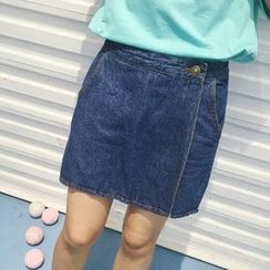 FancyMe - Denim Skort