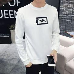 JVI - Print Sweatshirt