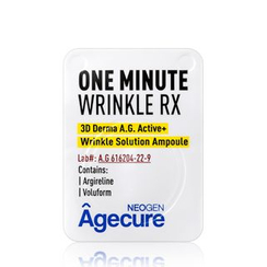 NEOGEN - Agecure One Minute Wrinkle RX (0.5g x 3pcs)