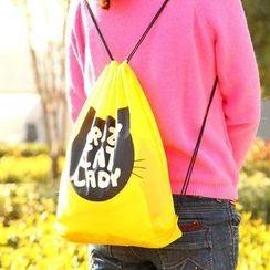 Evorest Bags - Print Drawstring Bag