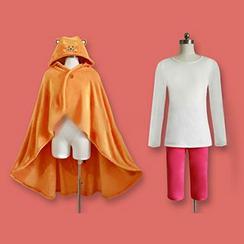 Ghost Cos Wigs - Himouto! Umaru-chan Umaru Doma Cosplay Costume Set