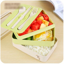 Momoi - Layered Lunch Box