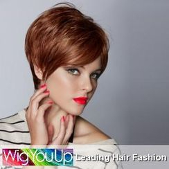 WigYouUp - Short Full Wig - Straight