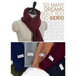 GERIO - Herringbone Scarf
