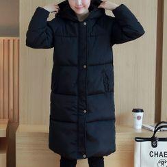 Heybabe - Long Padded Jacket