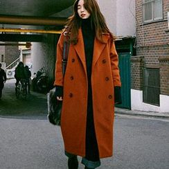 OTTI - Double-breasted Wool Coat