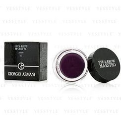 Giorgio Armani 乔治亚曼尼 - Eye and Brow Maestro (#15 Plum)