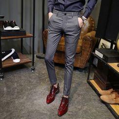 Bloemen - Skinny Dress Pants