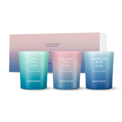 Innisfree - Jeju Scent Picker Blue Collection Candle Set 180g