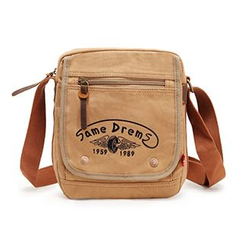 AUGUR - Canvas Crossbody Bag