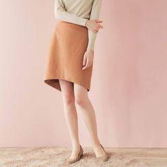 Tokyo Fashion - Slit Miniskirt
