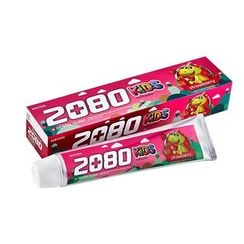 2080 - Dental clinic 2080 Toothpaste For Children (Strawberry) 80g