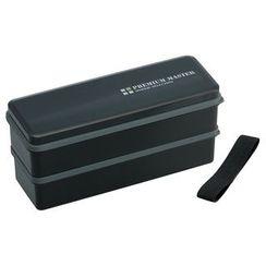 Skater - Premium Master Seal Lid 2 Layer Lunch Box