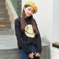 Ashlee - Smile Face Sweater