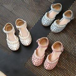 Cool Kid - 小童平跟鞋