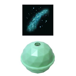 DREAMS - Projector Dome (Milky Green / Milky Way)