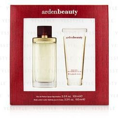 Elizabeth Arden - Arden Beauty Coffret: Eau De Parfum Spray 100ml/3.3oz + Body Lotiion 100ml/3.3oz