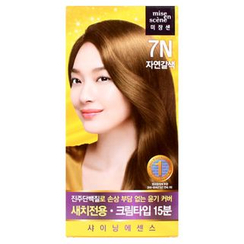 miseenscéne - Shining Essence Hair Color (#7N)