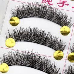 Marlliss - Eyelash (D-3) (10 pairs)