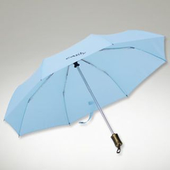 Easily - Plain Compact Umbrella
