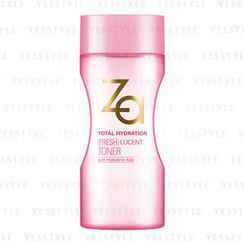Za - Total Hydration Lucent Toner (Fresh)