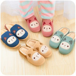 Momoi - Couple Matching Cartoon Slippers
