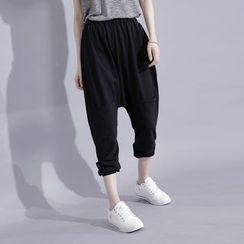 Sonne - 9/L Harem Pants