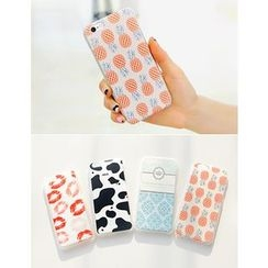 soo n soo - Pattern iphone 6 Case (4 Designs)