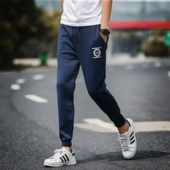 Alvicio - Neoprene Sweatpants