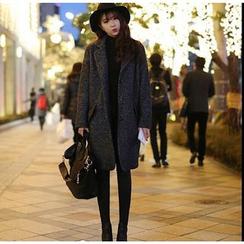 伊之恋 - 毛呢长款大衣