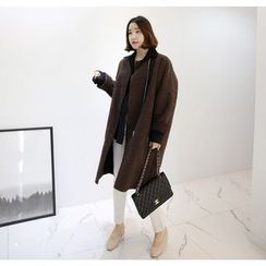 Miamasvin - Reversible Faux-Shearling Coat