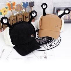 Milliner - Kids Snail Aviator Hat